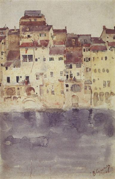 Венеция - Василий Суриков