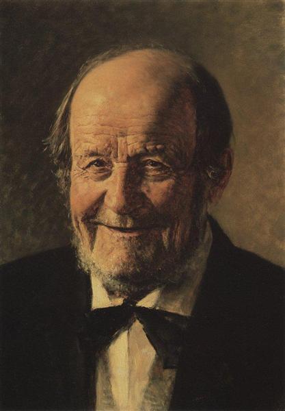 Retired Butler, 1888 - Vasily Vereshchagin