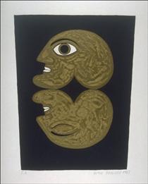 Double Head - Victor Brauner