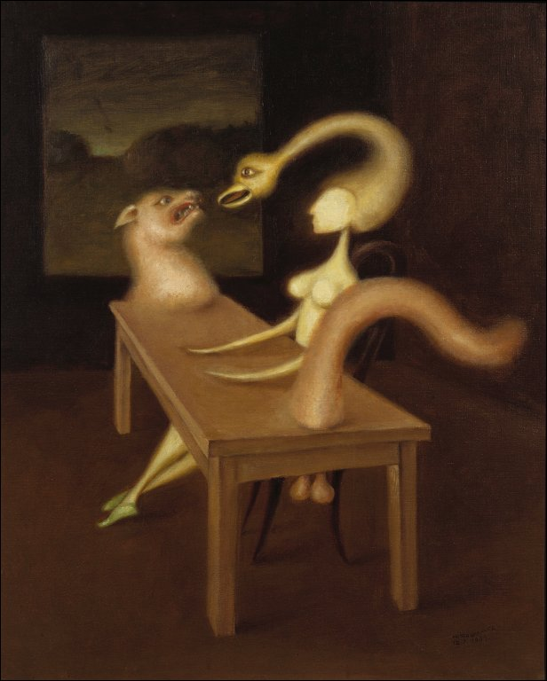 victor brauner fascination