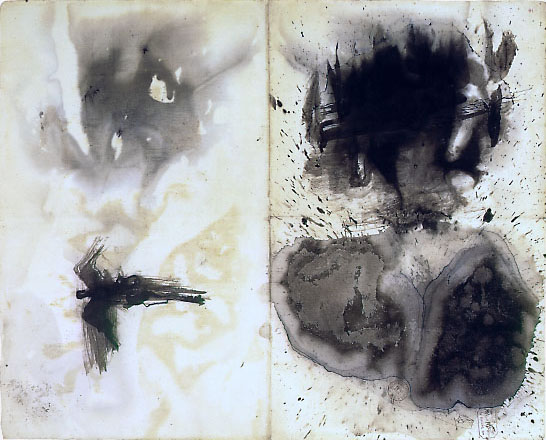 Composition with taches, 1875 - Victor Hugo