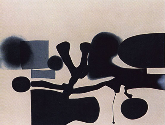 Harmony of Opposites, 1986 - Victor Pasmore