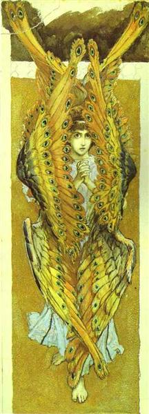 Seraphim, 1885 - 1896 - Viktor Vasnetsov