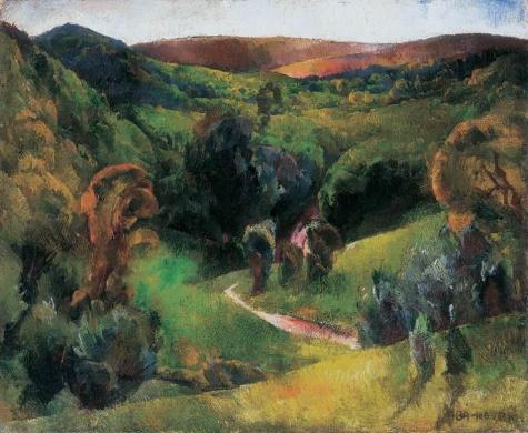Landscape, 1924