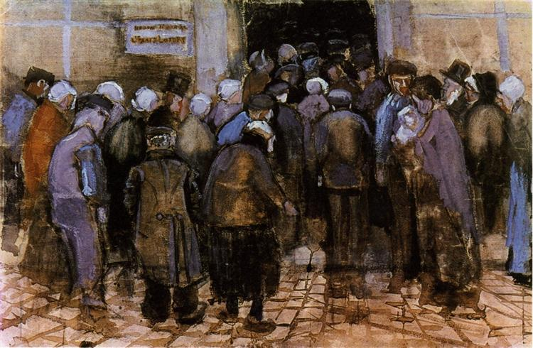The State Lottery - van Gogh Vincent