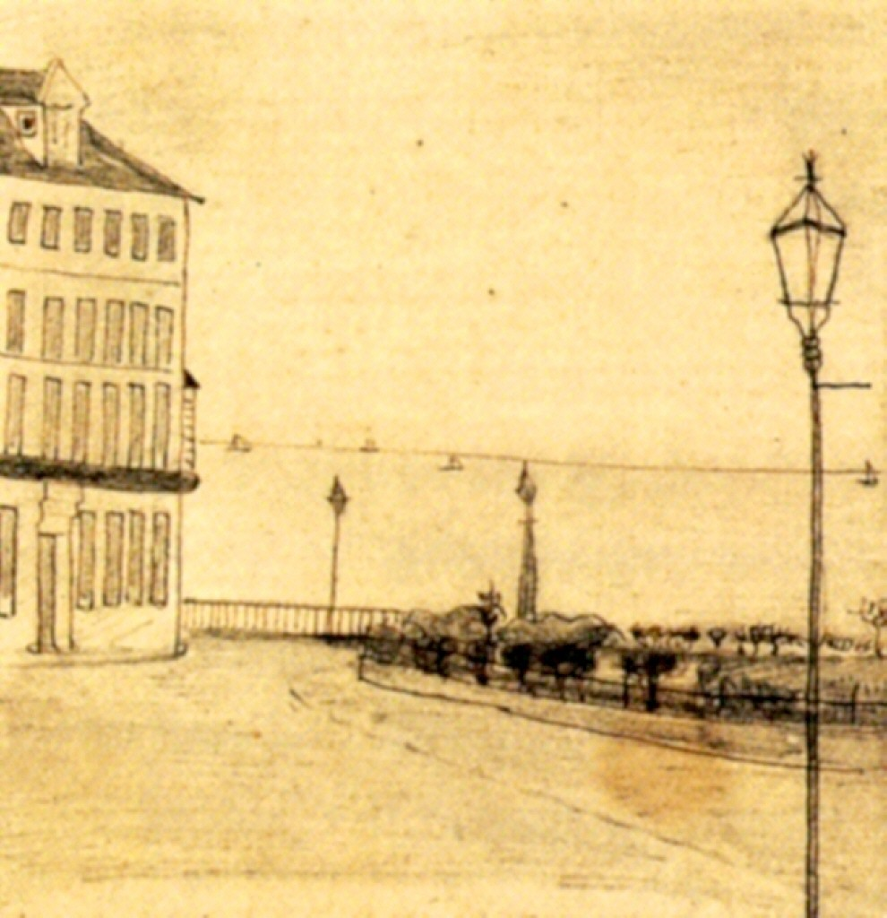 View of Royal Road, Ramsgate, 1876