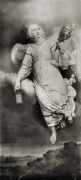 Archangel Gavriil - Vladimir Borovikovsky