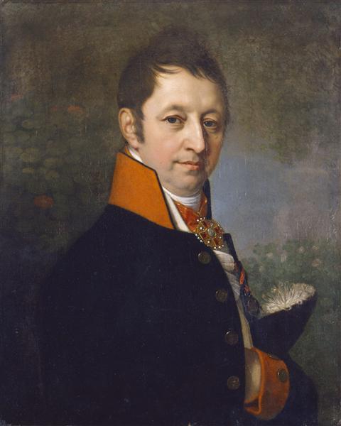 IvanMikhailovichYakovlev - Vladimir Borovikovsky
