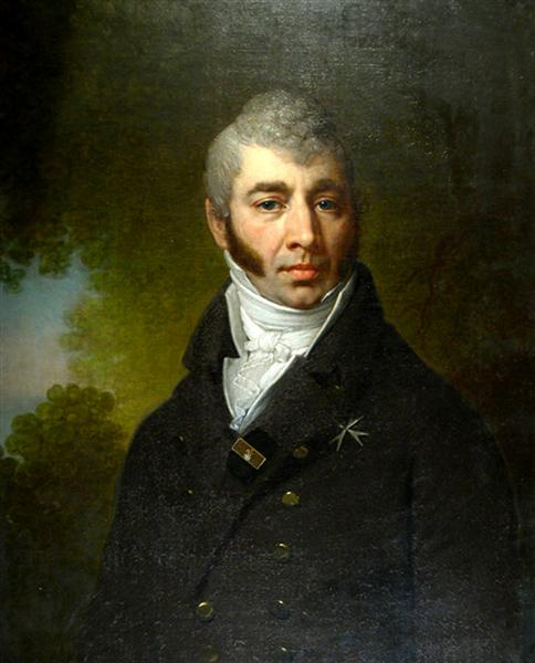 MinasLazarev Borovikovsky - Vladimir Borovikovsky