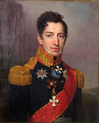PeterA Kikin, 1814 - 1815 - Vladimir Borovikovsky