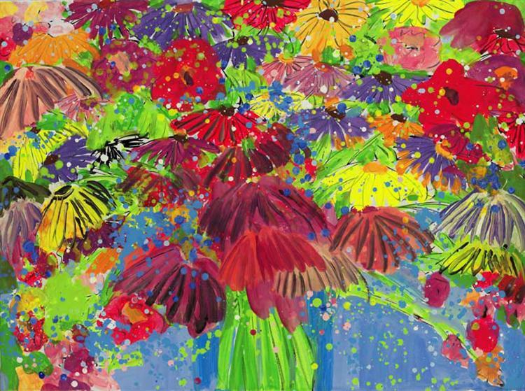 I Love Chrysanthemums, 2000 - Уоллес Тинг