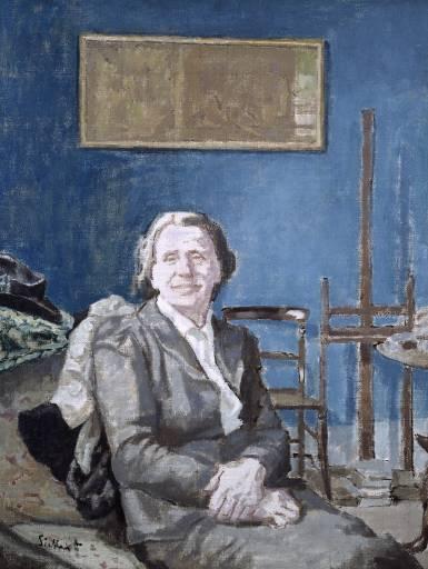 Lady Martin, 1935 - Walter Sickert