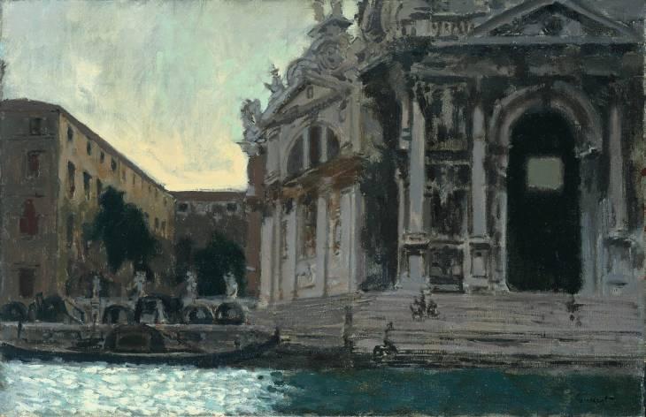 Venice, la Salute, 1901-1903