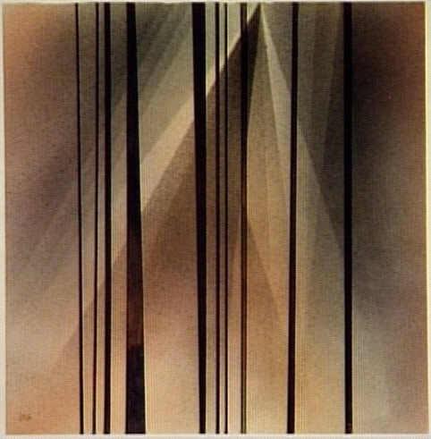 Crossing, 1928 - Wassily Kandinsky