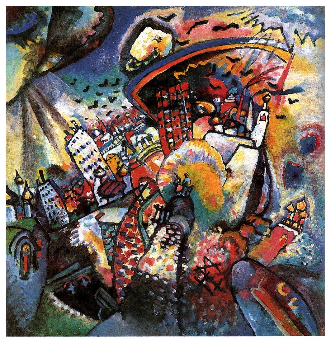 moscow i 1916 wassily kandinsky