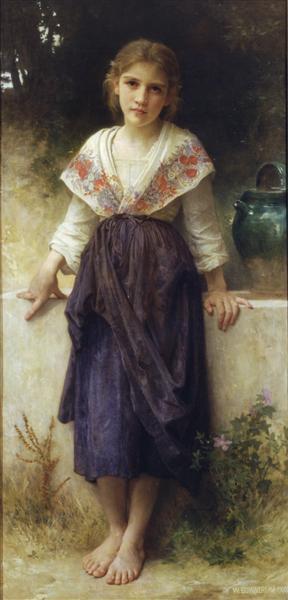 Amomentofrest, 1900 - William-Adolphe Bouguereau