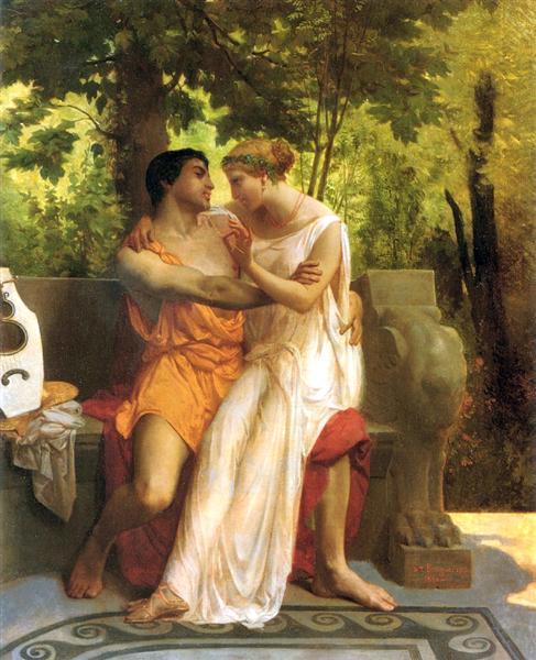Lidylle, 1850 - William-Adolphe Bouguereau