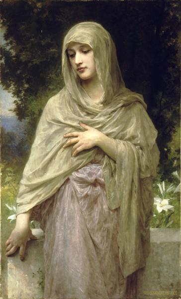 Modesty, 1902 - William Adolphe Bouguereau
