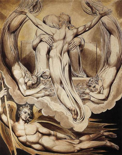 Christ as the Redeemer of Man, 1808 - William Blake