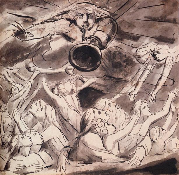 The Resurrection - William Blake