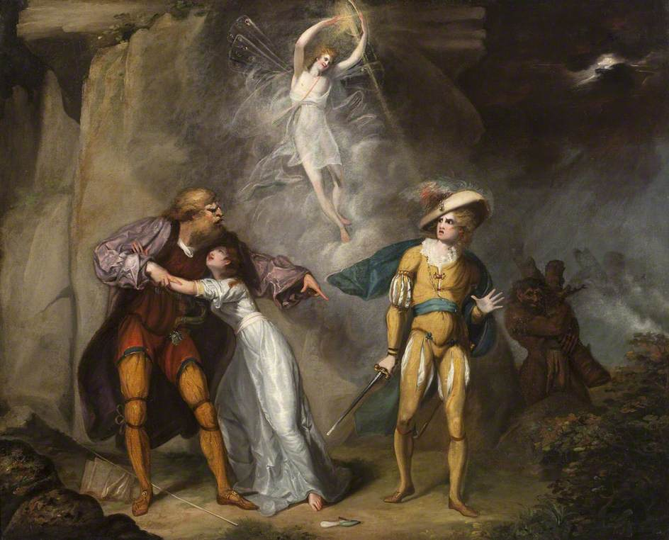the tempest and william shakespeare To celebrate shakespeare's birthday and to abridged adaptation of william shakespeare's final why don't we just do shakespeare, and do the tempest.