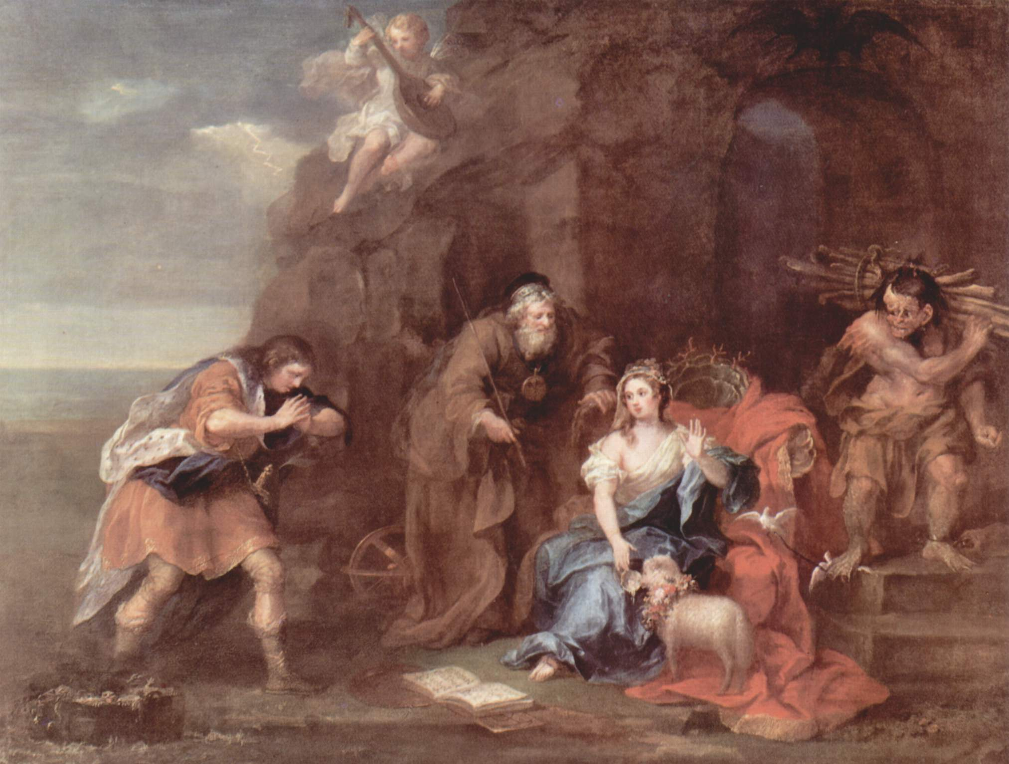 the power of prospero in the tempest by william shakespeare William shakespeare (8,395) helpful guides  the tempest prospero as a contrasting,  power and punishment in the tempest  he is used to.