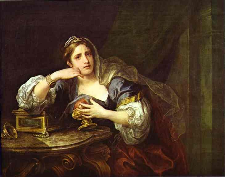 Sigismonda, 1758 - 1759 - William Hogarth