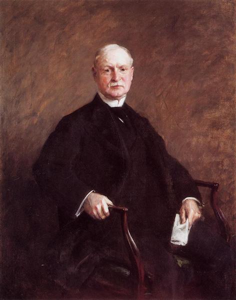Colesberry Purves, 1905 - William Merritt Chase