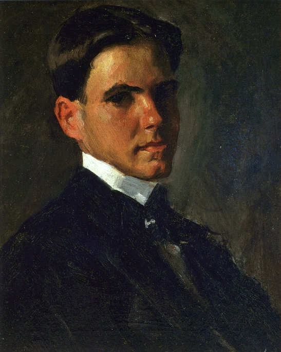William Merritt Chase Self Portrait
