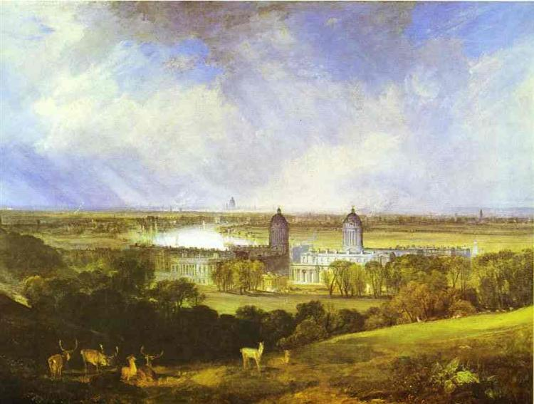 London, 1809 - J.M.W. Turner
