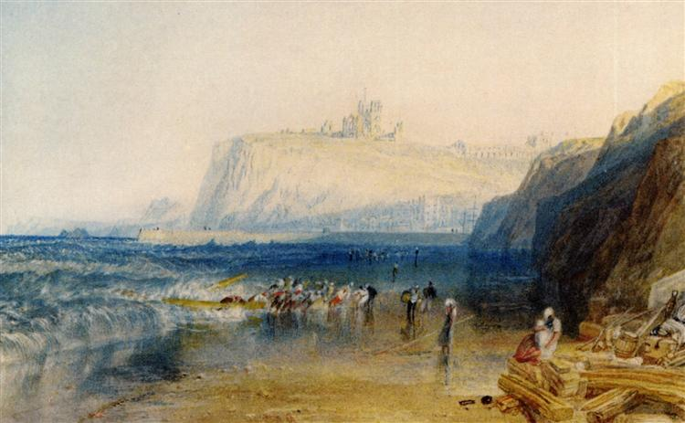 Whitby - J.M.W. Turner
