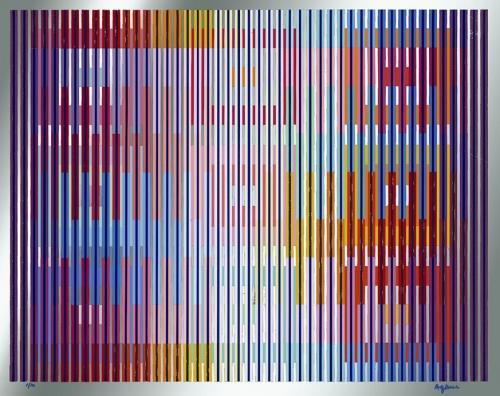 Infinite Reach, 1985 - Яаков Агам