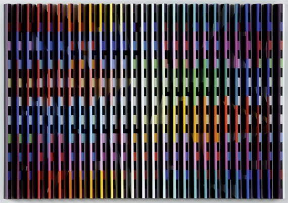 Magic Rain - Yaacov Agam