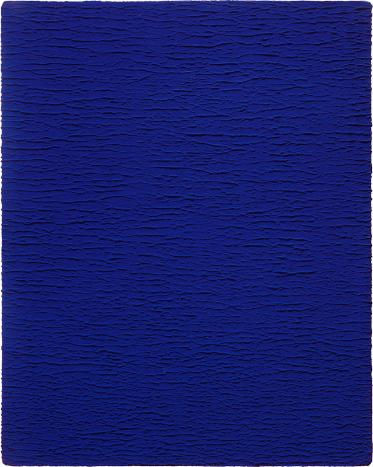 Untitled Blue Monochrome, 1959 - Yves Klein - Wikiart.Org