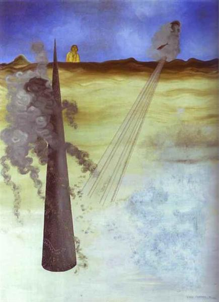I Came Like I Promised, 1926 - Yves Tanguy