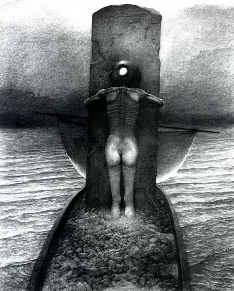 Untitled - Здзислав Бексиньский