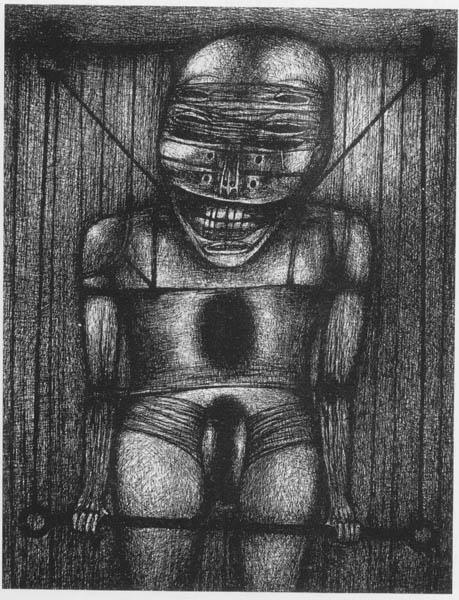 Untitled - Zdzisław Beksiński