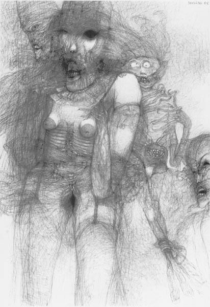 Untitled - Zdzislaw Beksinski