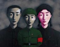 Bloodline - Big Family - Zhang Xiaogang