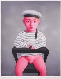 Little Navy - Zhang Xiaogang